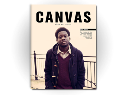 Canvas - Revista / Magazine
