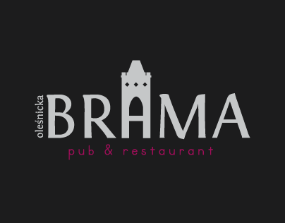 Corporate identity of BRAMA