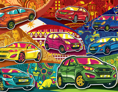Hyundai POP Art Contest