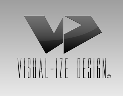 Refonte logo Visual-ize Design 2012-2013.