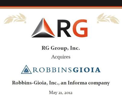 Commemorative Award: RG