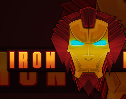 Iron Mane Illustration