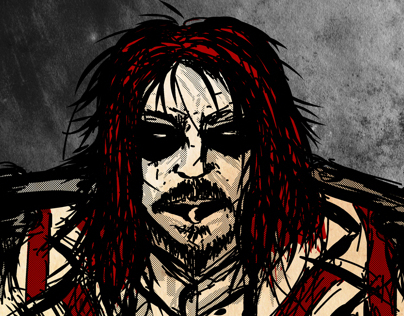 Shaun Morgan portrait