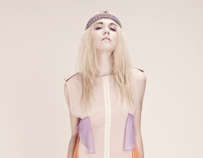 Mal-aimée Spring/Summer 2013 Look book