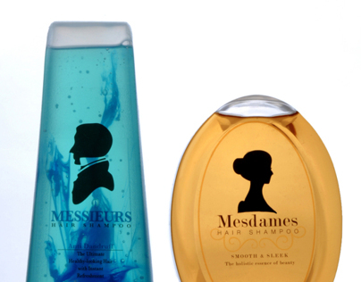 Messieurs and Mesdames Hair Shampoo