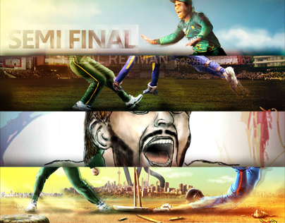 ICC Cricket Posters and Artworks