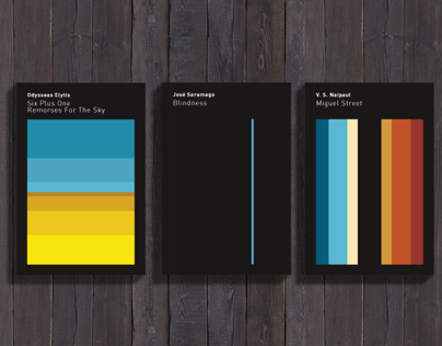 Nobel Prize Book Covers | 2010
