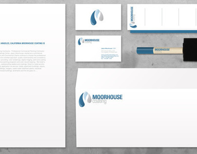 Moorhouse Coating Rebrand