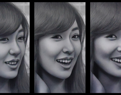 Three expressions of Tiffany