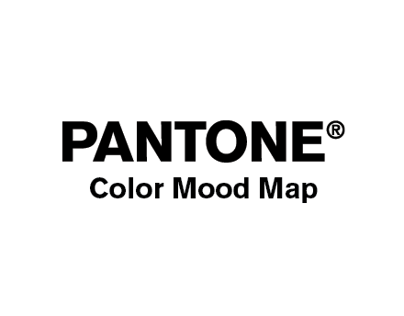 PANTONE Color Mood Map