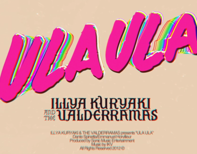 IKV - ULA ULA (GARDEL AWARDS WINNER)
