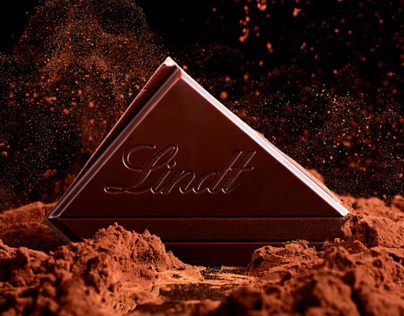 Lindt Chocolate - See the Flavor