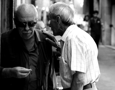 Street Photography Barcelona