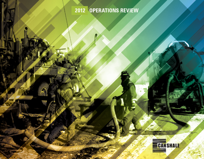 CanShale 2012 Operations Report