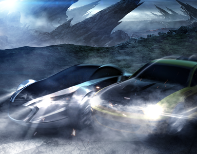 Need For Speed Apocalypse