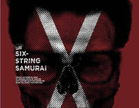 Six String Samurai movie poster