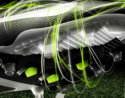Nike Vapor Talon Visual Design + Motion Storyboard