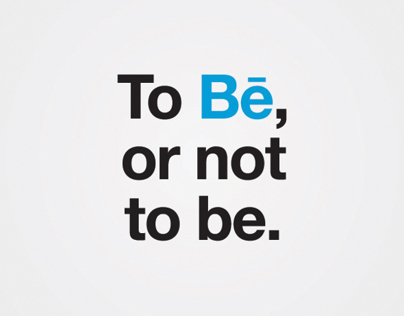 Poster - To Be, or not to be