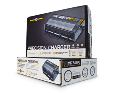 Precision Charger Packaging