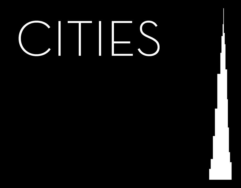 Cities [In Progress]