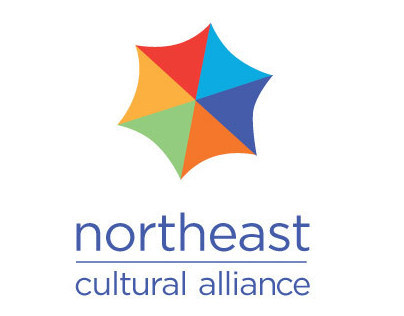 Northeast Cultural Alliance Logo Identity Campaign