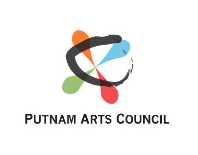 Putnam Arts Council Logo Brand