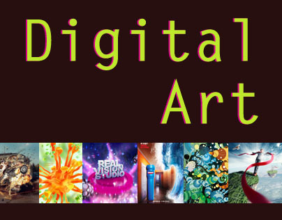 Digital & Design & Art