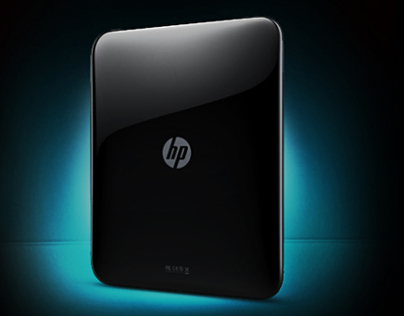 HP Touchpad WebOS 3.0 QuickOffice UI Design
