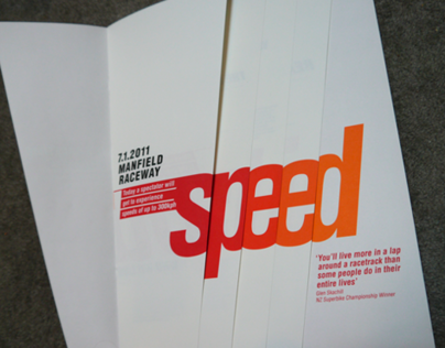 ISTD BREIF. Speed Booklet