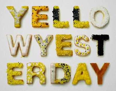 Yellow Yesterday EP