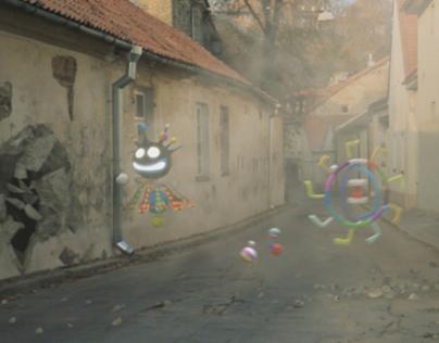 KAUKAS   Animation Video