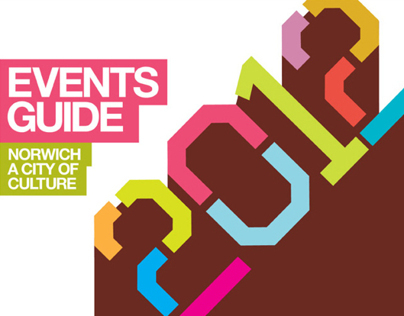 Norwich City Council - Event Literature
