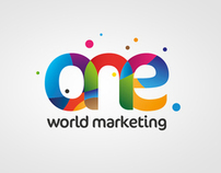 One World Marketing Logotype