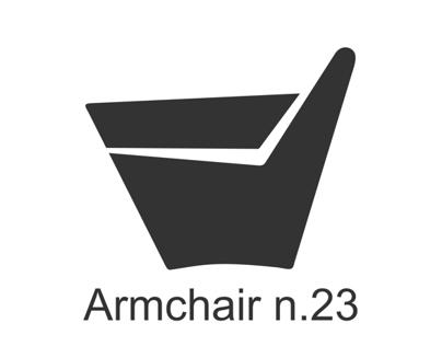 Armchair n.23