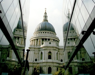 A Trip to St. Pauls Cathedral and Southbank