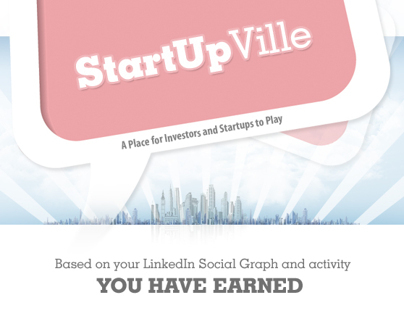 StartupVille - Social Media Game