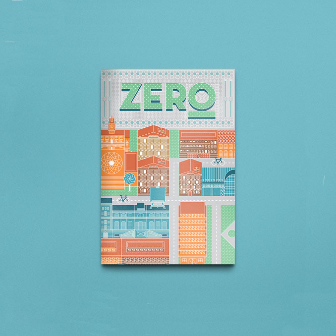 Zero Illustrated Maps