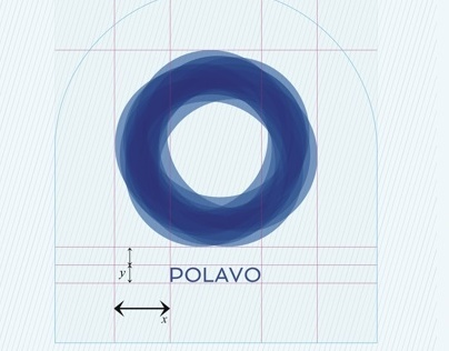 POLAVO LOGO DESIGN