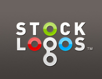 StockLogos Identity and Webdesign