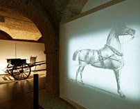 Carriage Museum, Macerata/Italy