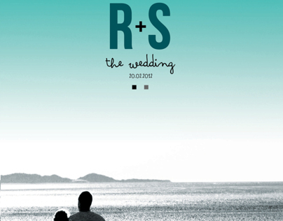 R + S : The Wedding