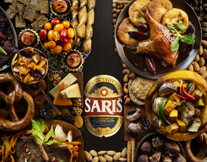 SARIS DARK BEER