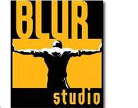 Blur Logo and Branding
