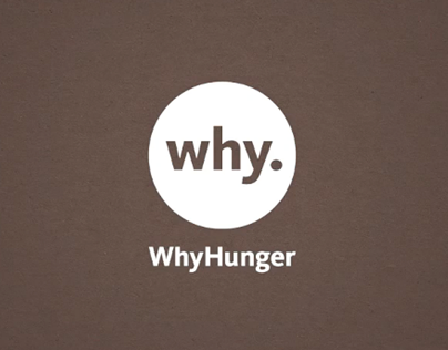 Why Hunger Promo Video