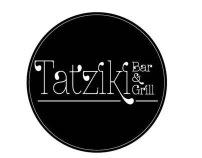 Tatziki Bar&Grill - Menu Design