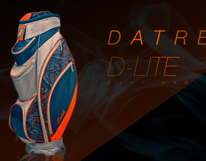 D-lite golf cart bag