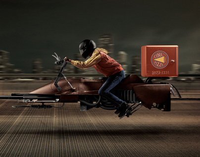Cine Pizza | Ogilvy