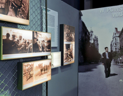 Cichociemni || Exhibition in Warsaw Rising Museum