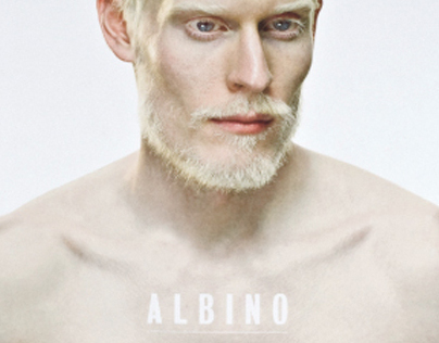 Albino for Raleigh Paper