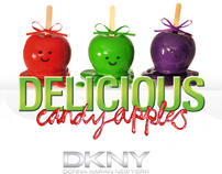 DKNY Candy Apples